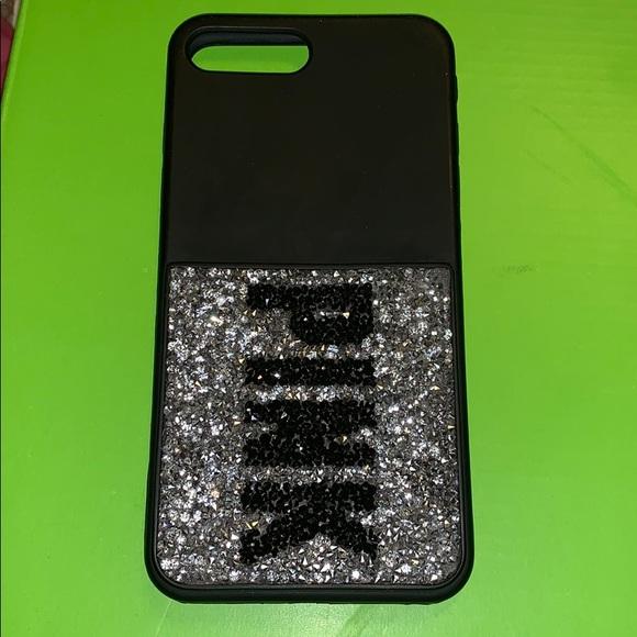 677b82be26ade Victoria secret pink phone case iPhone 6/7/8 plus